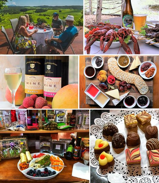 Outback Tasting Tours Cairns Foodie Tours Gourmet Package