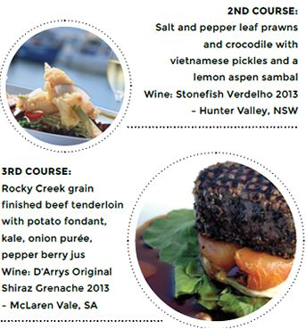 Outback Tasting Tours Cairns Foodie Tours Dinner Package